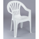 chaise-résine